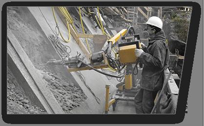 Cement Concrete Drilling Machine