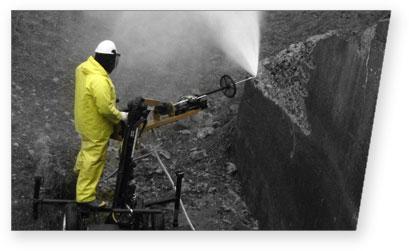 Hydro Demolition Equipment