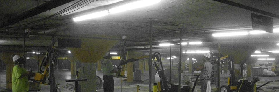 Garage Concrete Removal