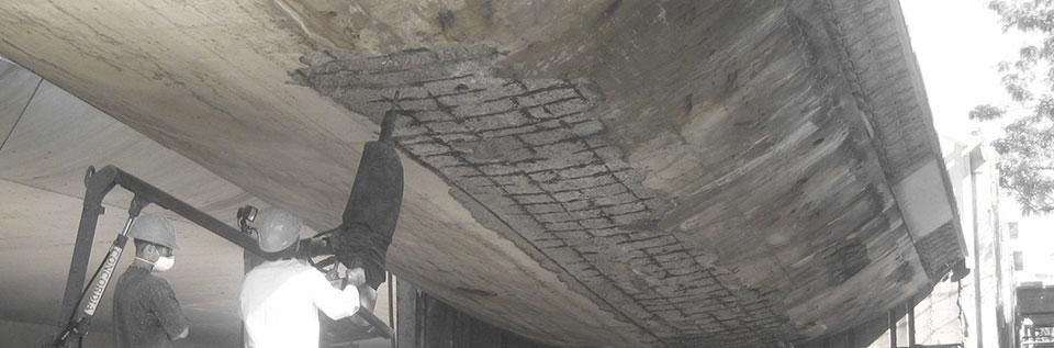 Structural seismic retrofitting